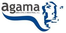 logotipo agama SL