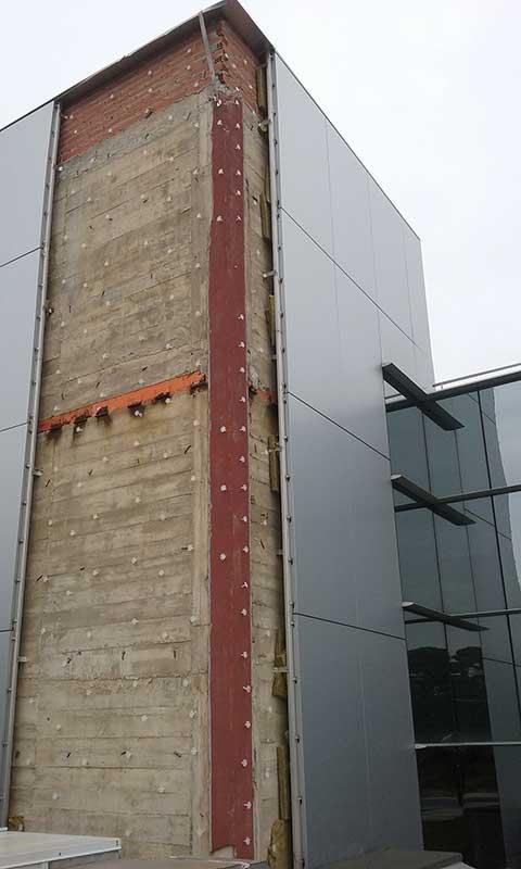 agama servicios edificación fachada
