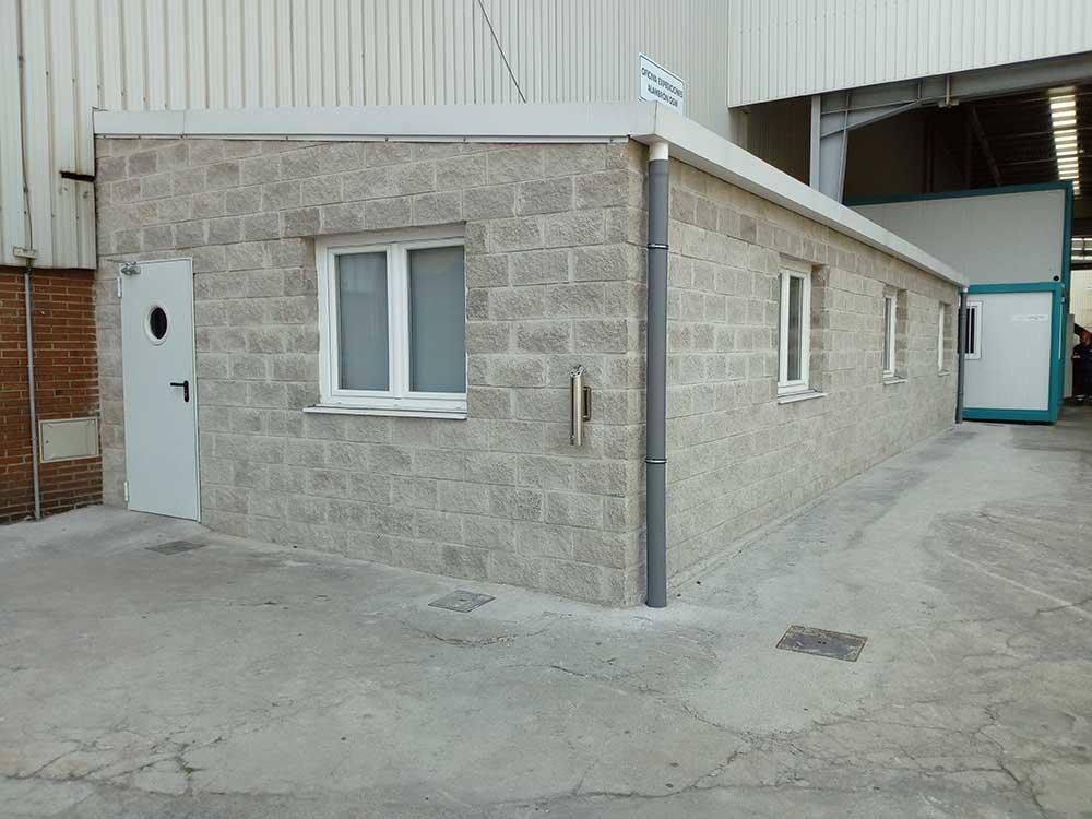 agama servicios edificación oficinas