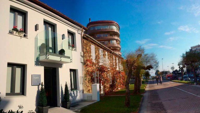 petit boutique hotel panoramica