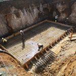 losa cimentación cubeto hormigón armado Cantabria